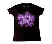 womens safe action t-shirt